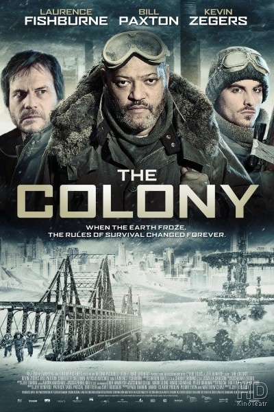 Колония / The Colony. 2013