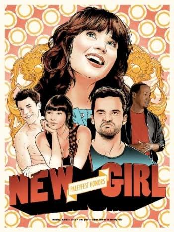 Новенькая / New Girl. Сериал