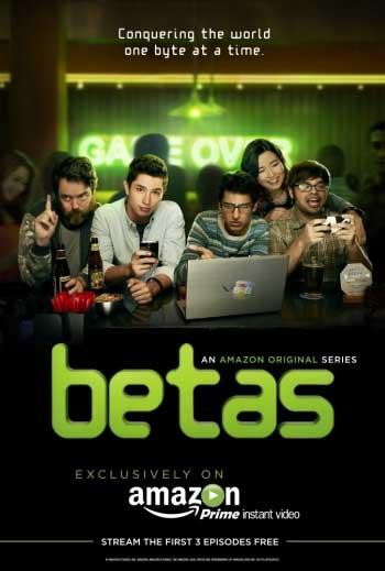 Бета. сериал. 1 Сезон/Betas (2014) онлайн