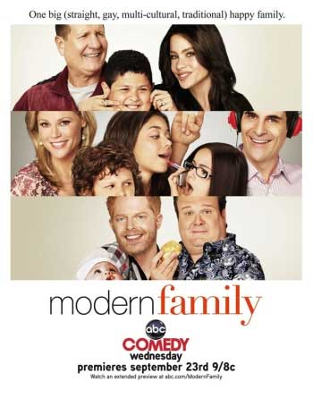 Семейные ценности / Modern Family сериал 5 сезон онлайн