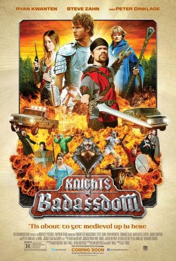 Рыцари королевства Крутизны \ Knights of Badassdom (2013)